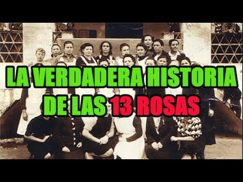 la-verdadera-historia-de-las-13-rosas---amnesia-histórica