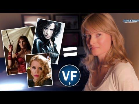 Interview Laura Blanc voix française de Jennifer Garner, Kate Beckinsale, etc.