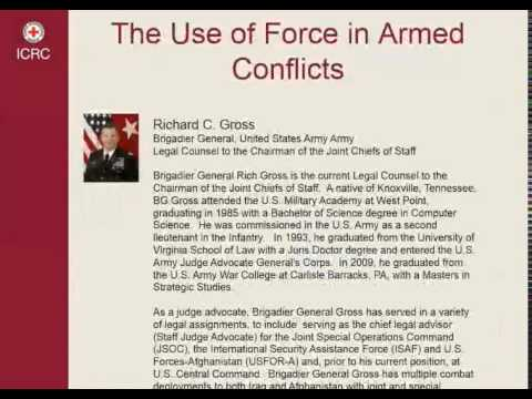 Use of force in armed conflicts 4/5 Case Study 3 – Checkpoint scenario