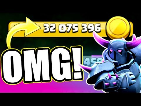 THIS IS NOT PHOTOSHOP!! - Clash Of Clans - GEM SPREE TIME!