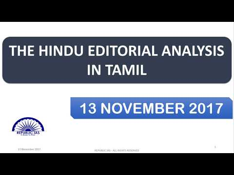 13/11/2017- THE HINDU EDITORIAL TOPICS ANALYSIS -GST,CHEIF JUSTICE OF INDIA,GST,QUAD