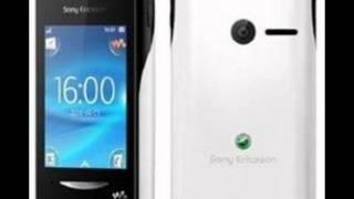 """Ringtones Sony Ericsson w150i """"Ice"""""""