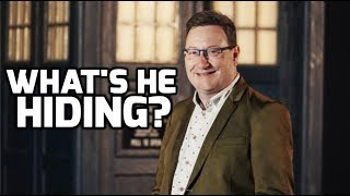 Chris Chibnall's CRYTPIC 'Doctor Who' Hints! - Doctor Who Discussions