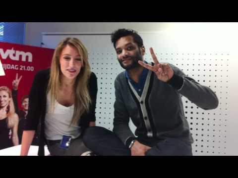 Bonne chance pour les V-Reporters de 'The Voice Belgique'!