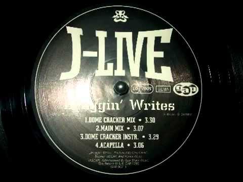 J-Live - Braggin' Writes (1996) [HQ]