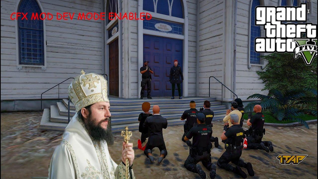 Ce s-a intamplat la Biserica?..●Gta v FiveM