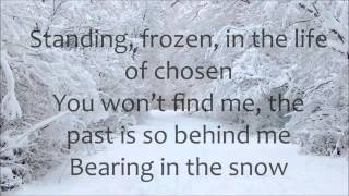 Repeat youtube video Demi Lovato   Let It Go LYRICS from Frozen