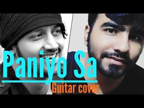 Paniyon sa | Satyameva jayate | Atif Aslam | John Abraham | Aisha Sharma | Guitar cover by Nishith