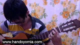 Pelangi Di Matamu - Jamrud - Fingerstyle Guitar Solo