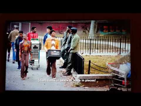 The Get Down - Zulu Nation, Afrika Bambaataa