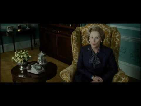 Железная леди (Маргарет Тэтчер/Мэрил Стрип) - Официальный трейлер