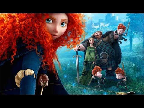 Download Brave English Full Movie Game Disney Pixar Film Brave Disney princess Merida