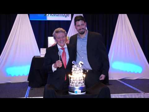 25 th Anniversary Resorts Advantage Company  en Big Five Club 12 11 2015