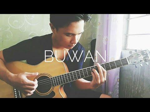 Buwan Juan Karlos Intro Solo Guitar Tutorial With Tab