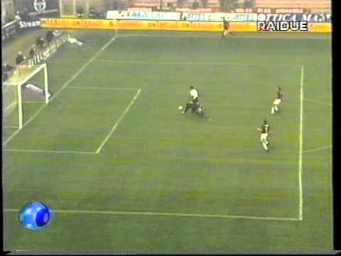 Serie A 1999/2000: AC Milan vs AS Roma 2-2 - 2000.01.09 -
