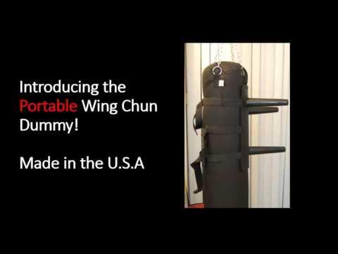 Martialmart | Portable Wing Chun Dummy