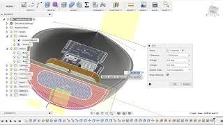 Уроки Fusion 360: заполнение сложного профиля. Fusion 360 Tutorial: Loft Using Rail Curves
