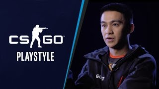 Playstyle: Train with fitch