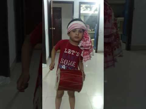 Rongali Bihu wishes from Aryan Tiwari