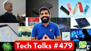 Video Tech Talks #479 - Redmi S2, Oneplus 6 Water Resistant, Acer Avengers Laptop, 400GB MicroSD, iPhone X download MP3, 3GP, MP4, WEBM, AVI, FLV April 2018
