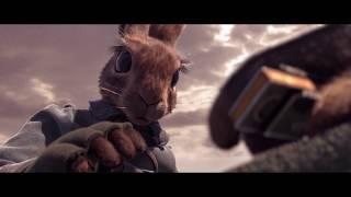 Зайцы на тропе войны! Мульт 2017! 1080HD
