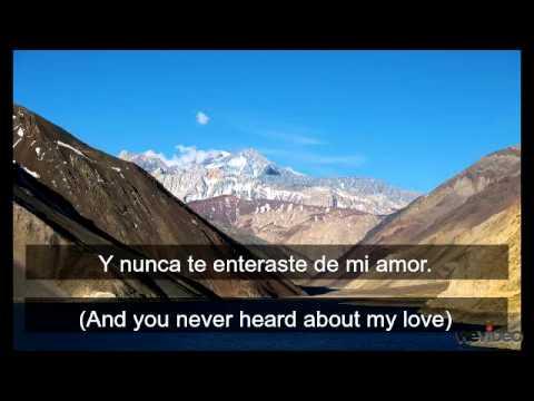 Hoy que ya no estás aquí - Il Divo - With Lyrics in Spanish and English Translation