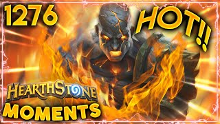 BURN!!! *165248* DMG PYROBLAST IS NO JOKE | Hearthstone Daily Moments Ep.1276
