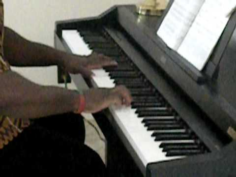Bonwere Kentenwene(Bonwere Weaving), By Dr. Ephraim Amu.  Harold Richter  - Piano