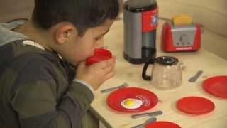 Morphy Richards Kitchen Set by Casdon Toys