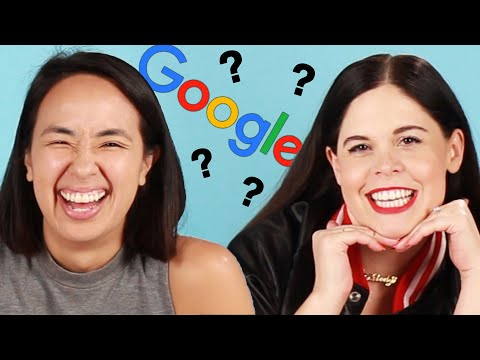 Thumbnail: Women Answer The Most Googled Questions About Women