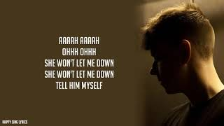 SHE WON&#39T LET ME DOWN - EMBRZ FT. LEO STANNARD (Lyrics)