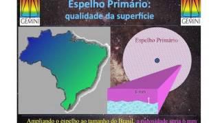 Astronomia: Uma visão Geral I - Pgm 4 - Telescópios modernos