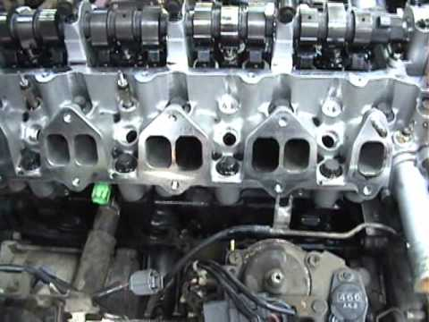 BongoBrainstorming-Session10 Black soot in 2 Intake Ports.WMV