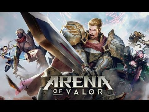 Mabar yok !! | Arena of Valor livestream Indonesian/English Chat
