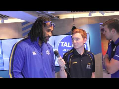 MPS Interview Leinster Rugby