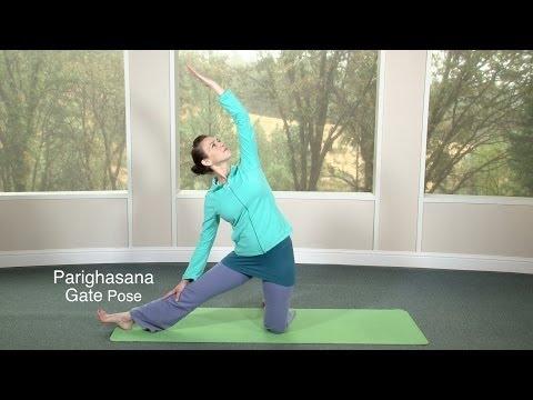 Parighasana — Gate Pose