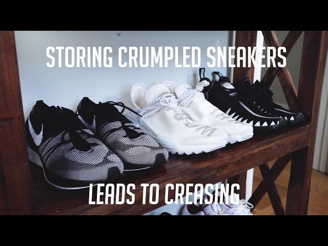 2018 Hottest New Sneaker Accessory - Sneaker Shoe Trees