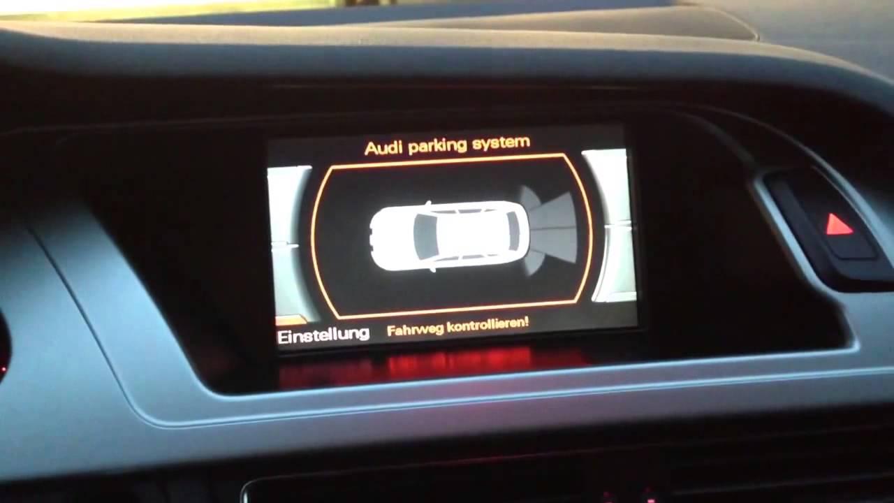 Audi A4 8k A5 8t Q5 8r Optische Darstellung Anzeige