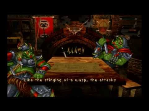 WarCraft - Orcs Gameplay [HD]