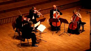 Fr.Schubert String Quintet in C major D.956(III.Scherzo.Presto )-CAMERATA QUARTET,Marta Kordykiewicz