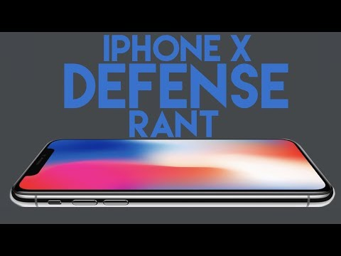 Download Youtube: iPhone X Defense Rant