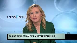 Distribution des vaccins et débat sur la protection de la langue française - Panel de journalistes