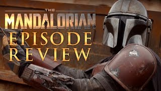 The Mandalorian Series Premiere - Chapter 1 Episode Review