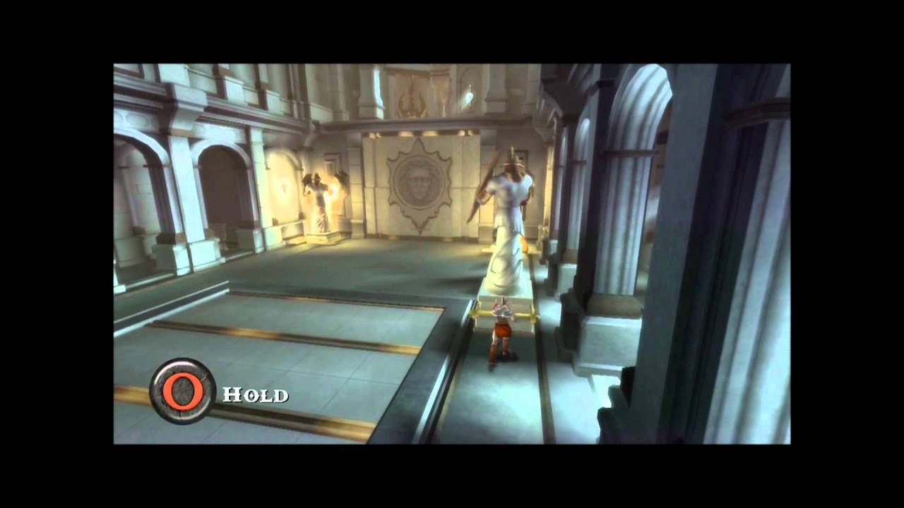 God of War Chains of Olympus Walkthrough Part 12 The Throne Room  YouTube