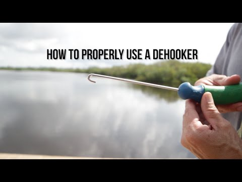 How To Properly Use A Dehooker