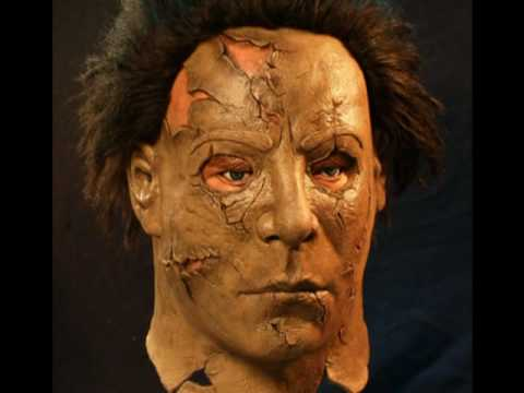 Halloween 2 Rob Zombie Mask.New Michael Myers Rob Zombie H2 Mask Revolver