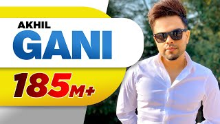 Gani Full Video  Akhil Feat Manni Sandhu  Latest Punjabi Song 2016  Speed Records