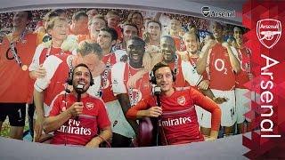 Mesut Ozil & Santi Cazorla | UnClassic Commentary