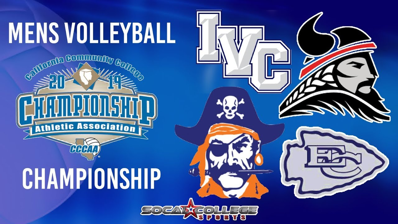 CCCAA Men\'s Volleyball Final: IVC vs LBCC - 4/27/19 - 7pm ...