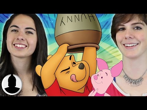 Does Pooh Have Mental Disorders? - Winnie the Pooh Theory - Cartoon Conspiracy (Ep. 35)